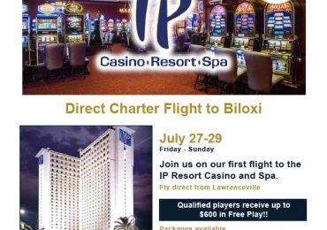 Biloxi casino charters poker gambling laws