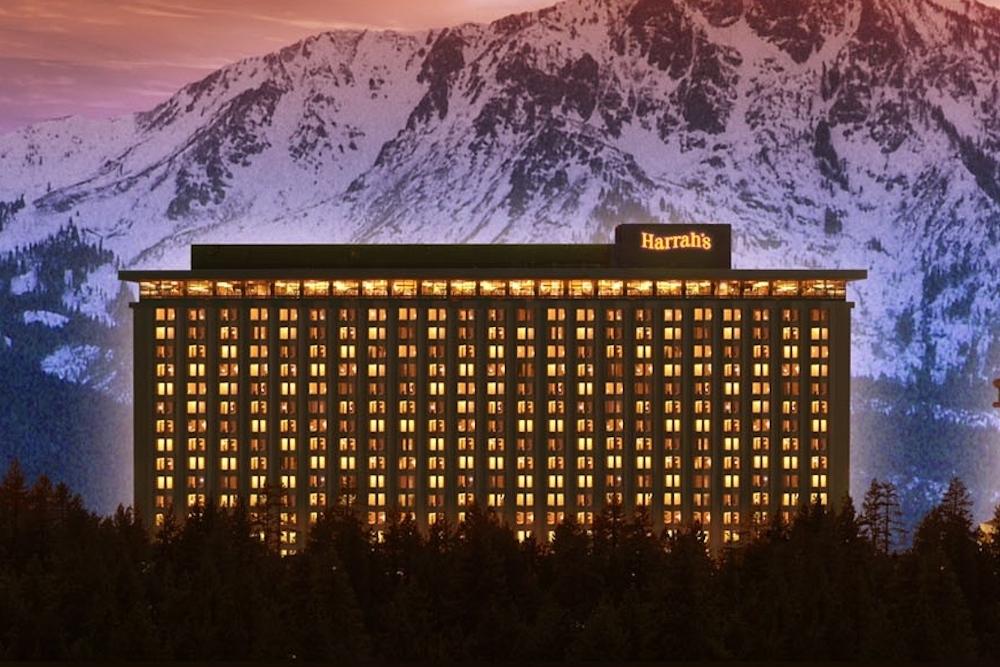 Harrah S Lake Tahoe Nevada Tr 03 07 19 Casino Junket Club